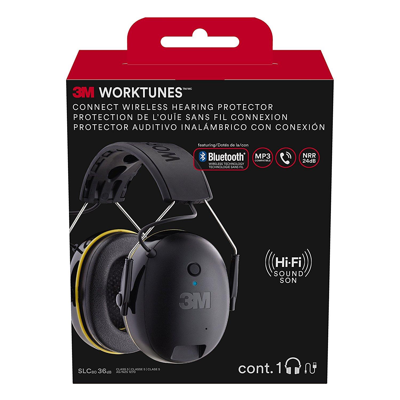 Work Headphones, Bluetooth