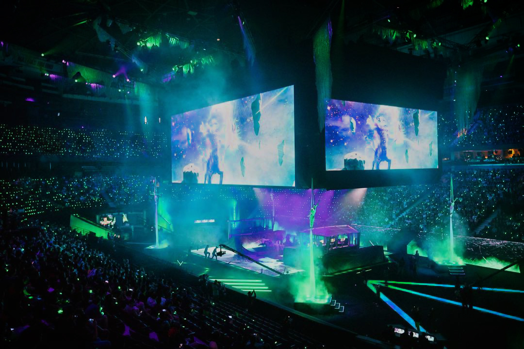 DOTA 2 | The International 8 Championship