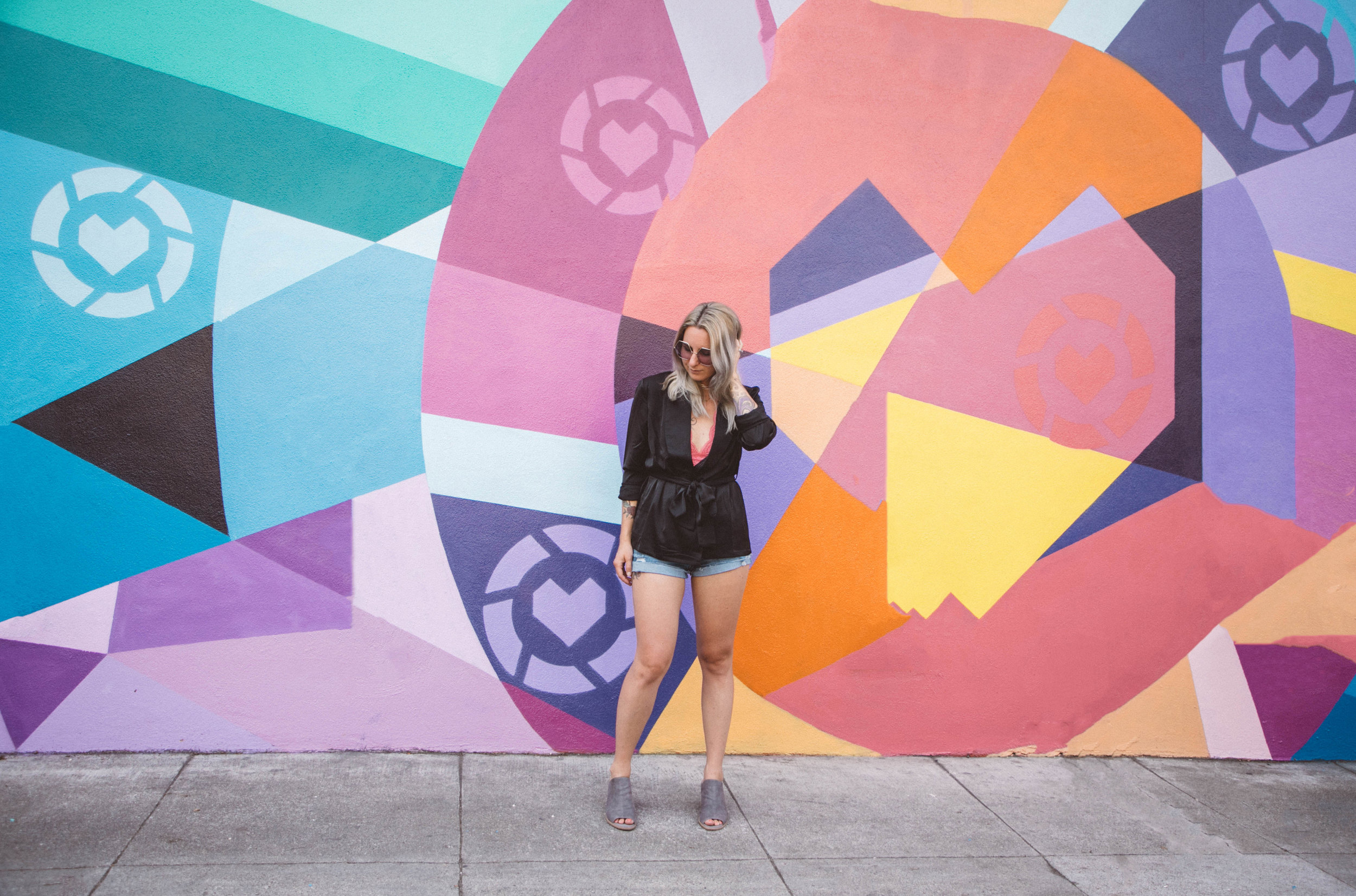 Julia O Test Creative - San Francisco