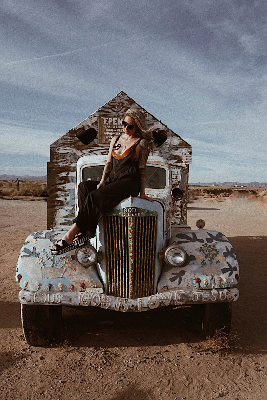 julia o test creative palm springs guide salvation mountain