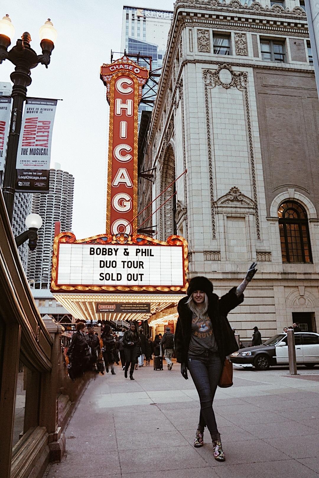 Julia O Test Chicago city guide