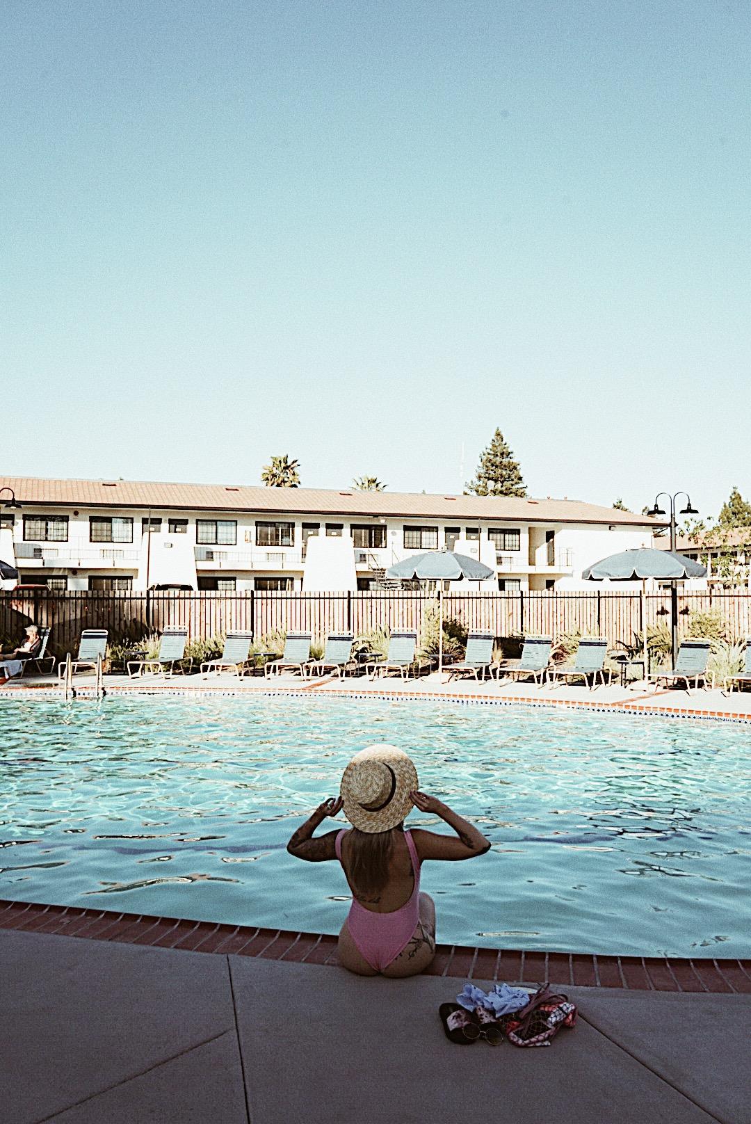 julia o test creative - santa rosa - travel blogger - california