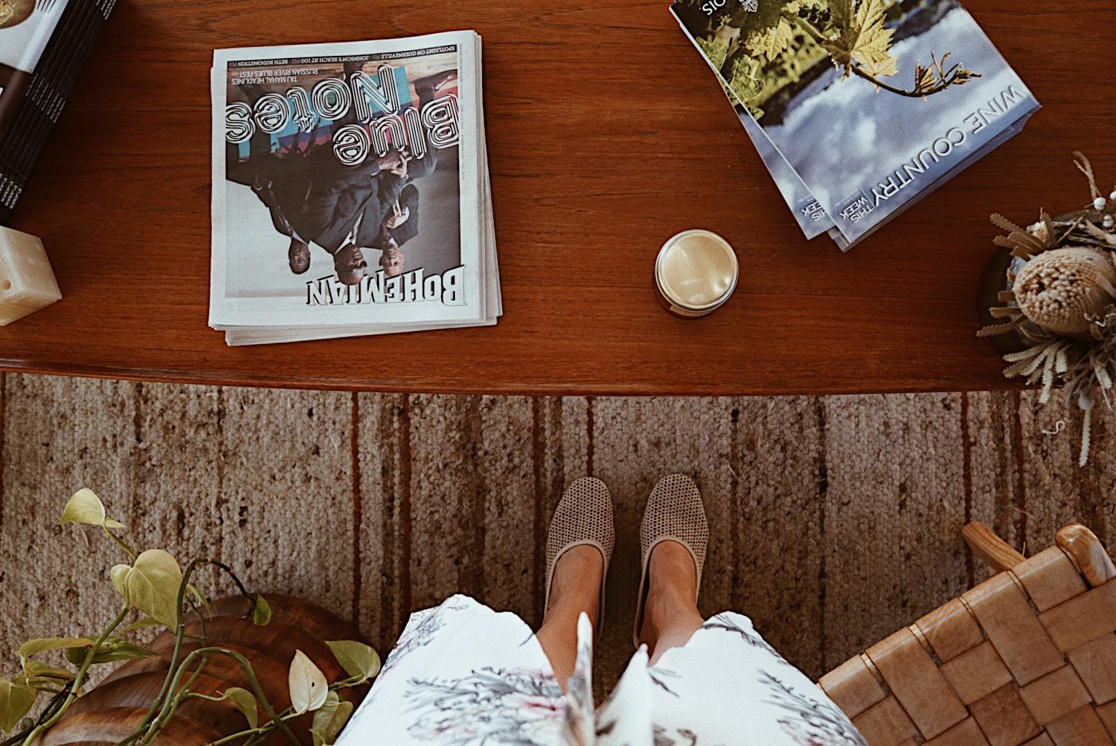 julia o test creative - santa rosa - travel blogger - california - sandman hotel