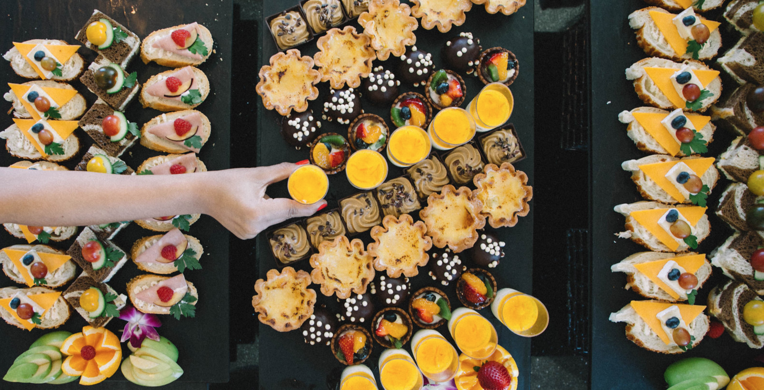 Julia O Test Creative - san francisco food hotel bar photography - luce intercontinental hotel
