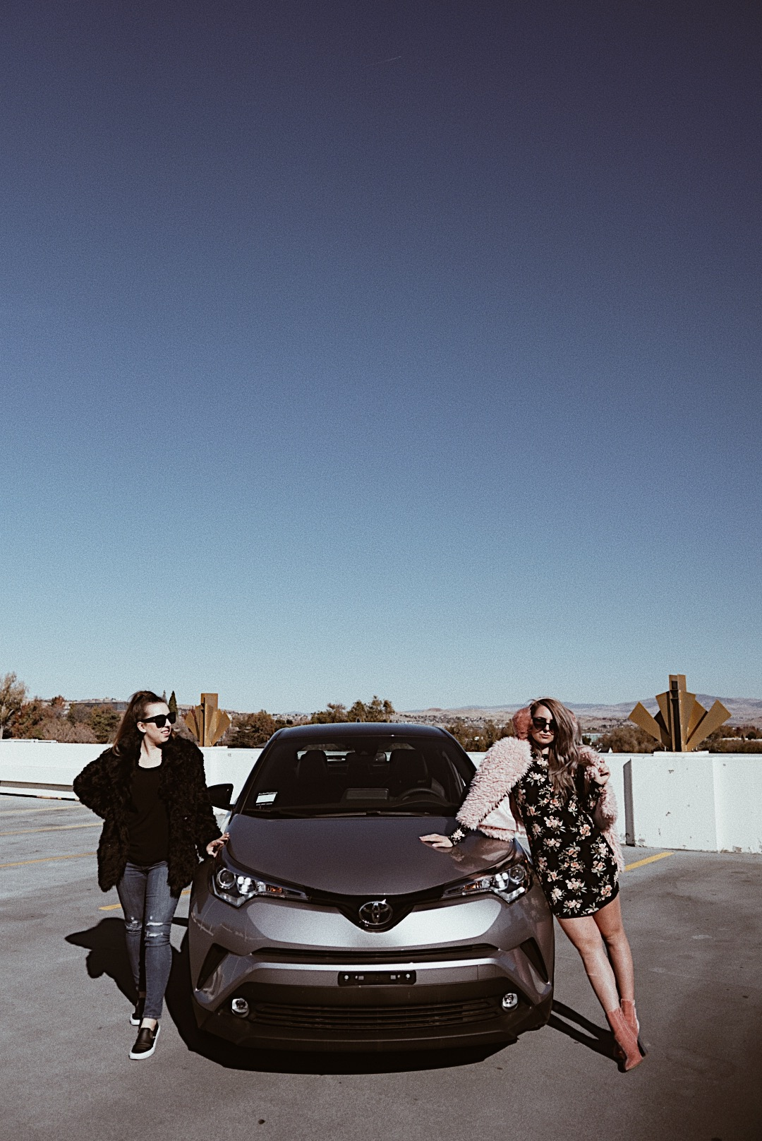 The 2019 Toyota C-HR limited