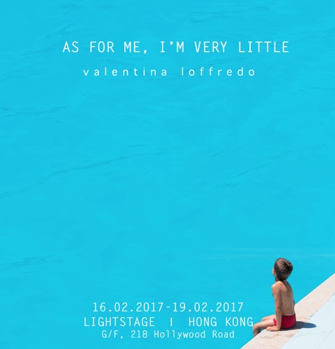 Valentina Loffredo: as for me, I'm very little