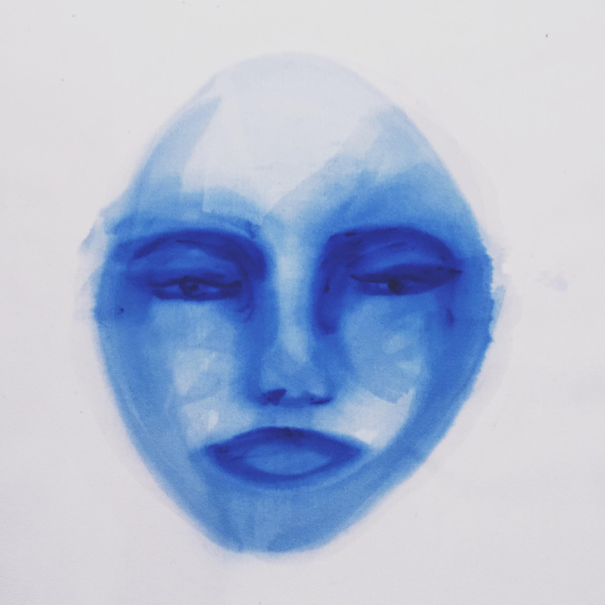 closeup view of emote (l'avance de la tombée) from Atelier Ophelia