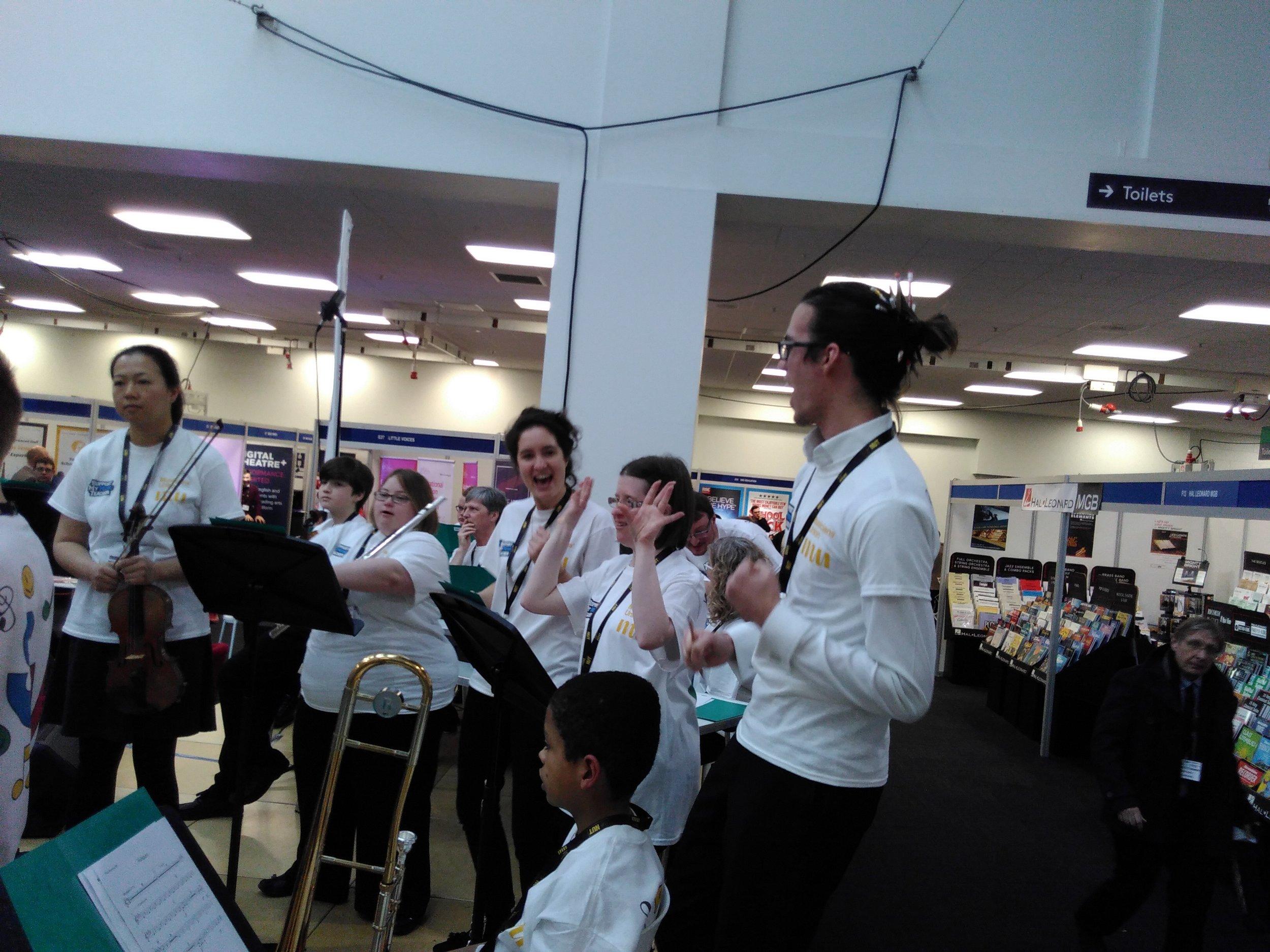 Rhinegold Music & Drama Education Expo 2017