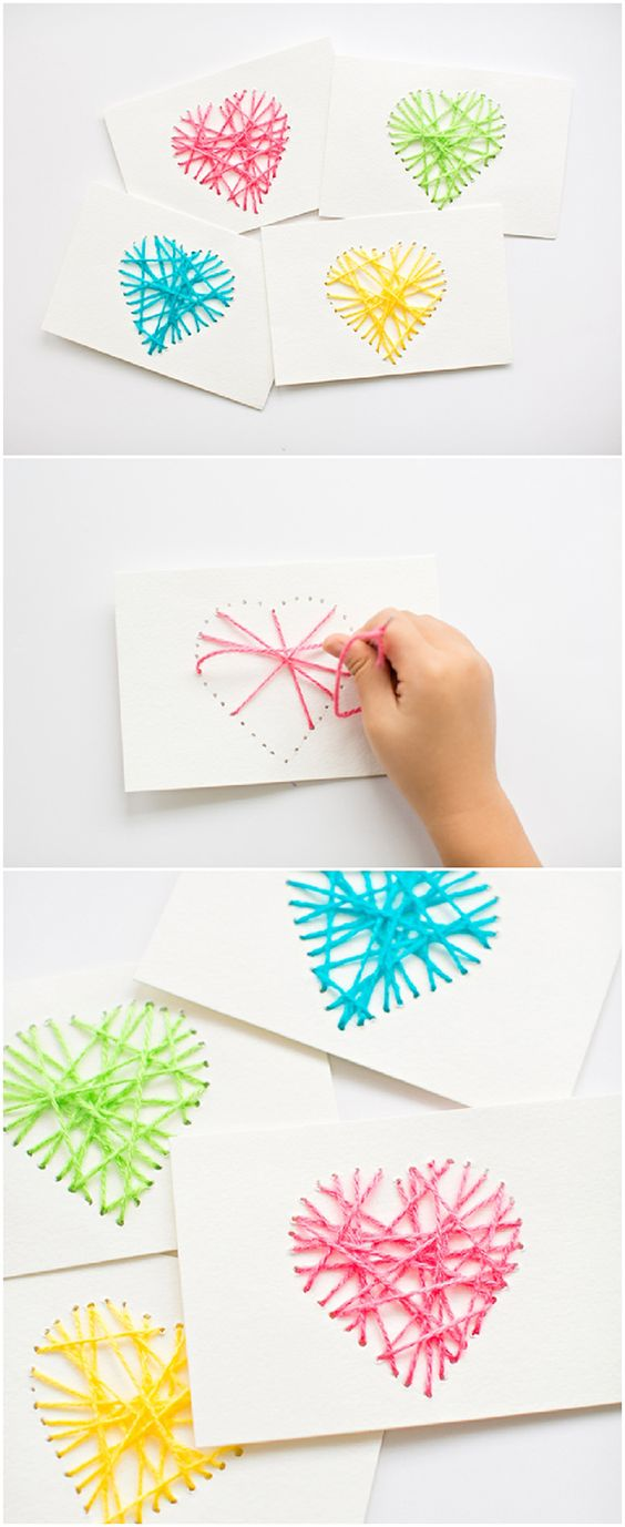 How cute is this project from  Hello, Wonderful ?