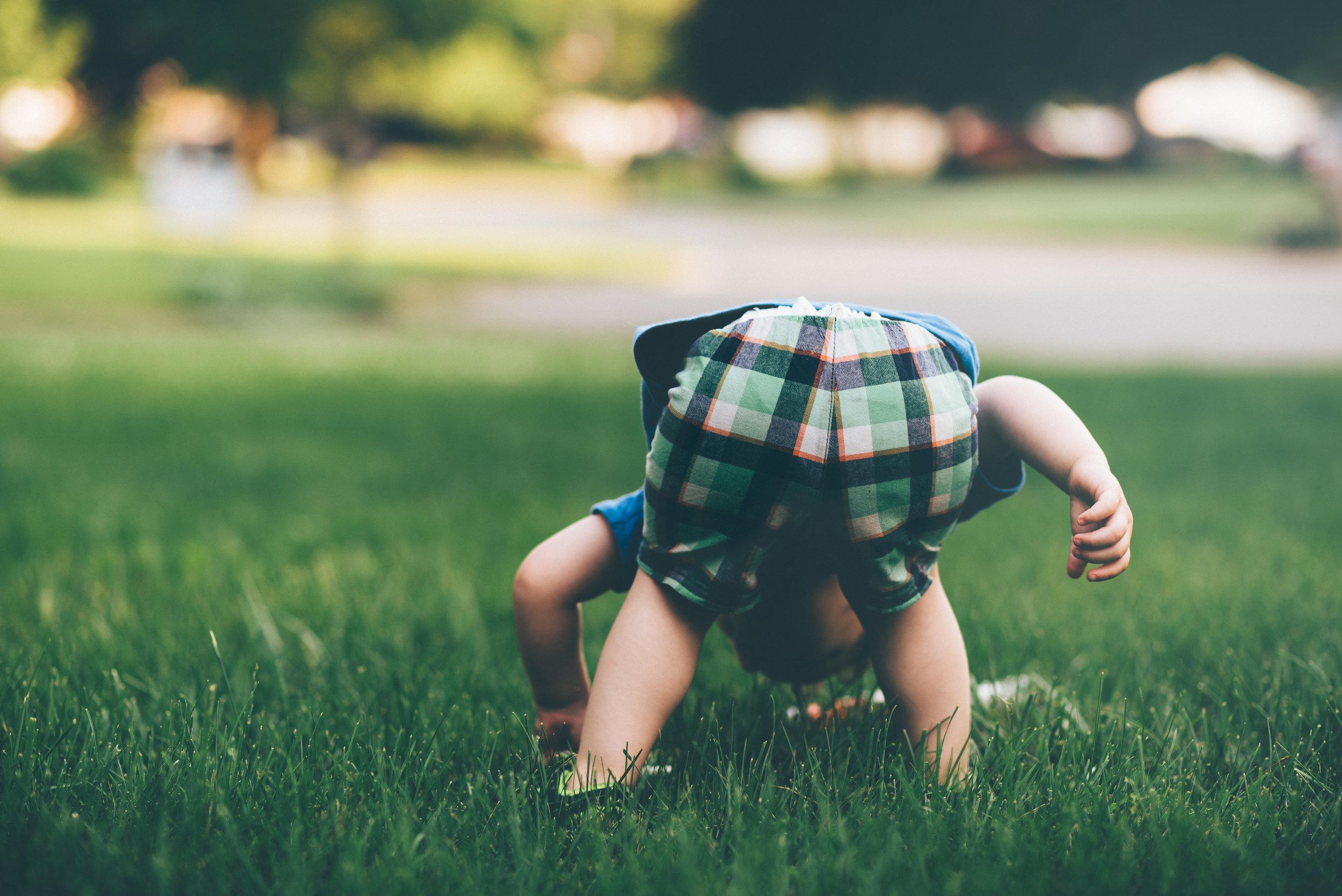 Toddler Play - Jordan Whitt
