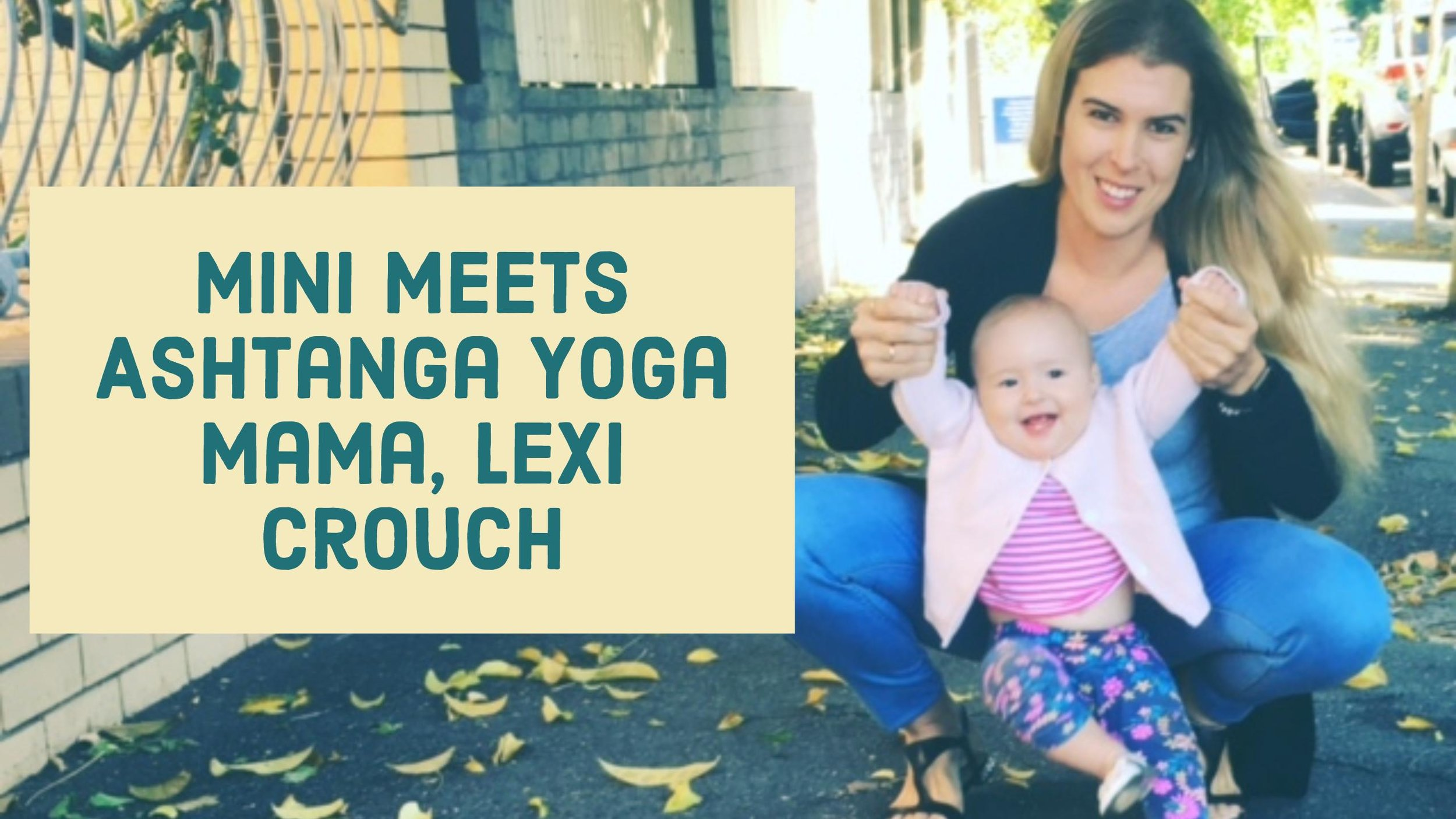 mini Nanny Agency meets Lexi Crouch