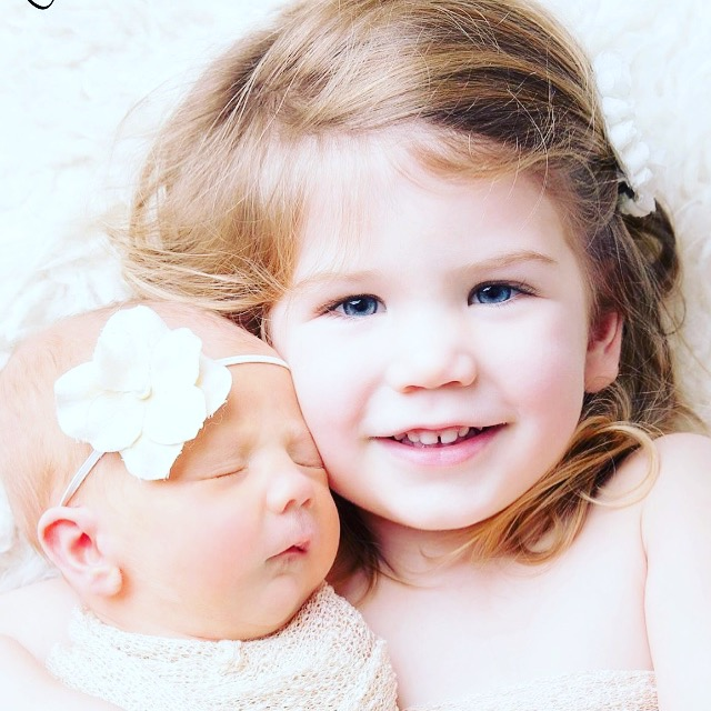 Victoria's beautiful minis Chloe and amelia