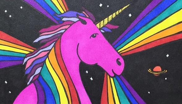 Bizcard Unicorn