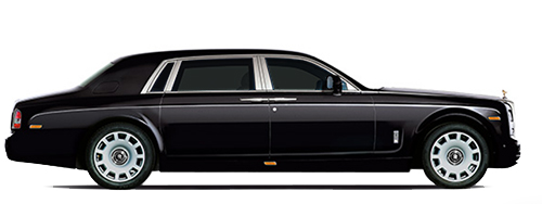 PHANTOM - SERIES ONE  An expression of modern elegance and luxury.