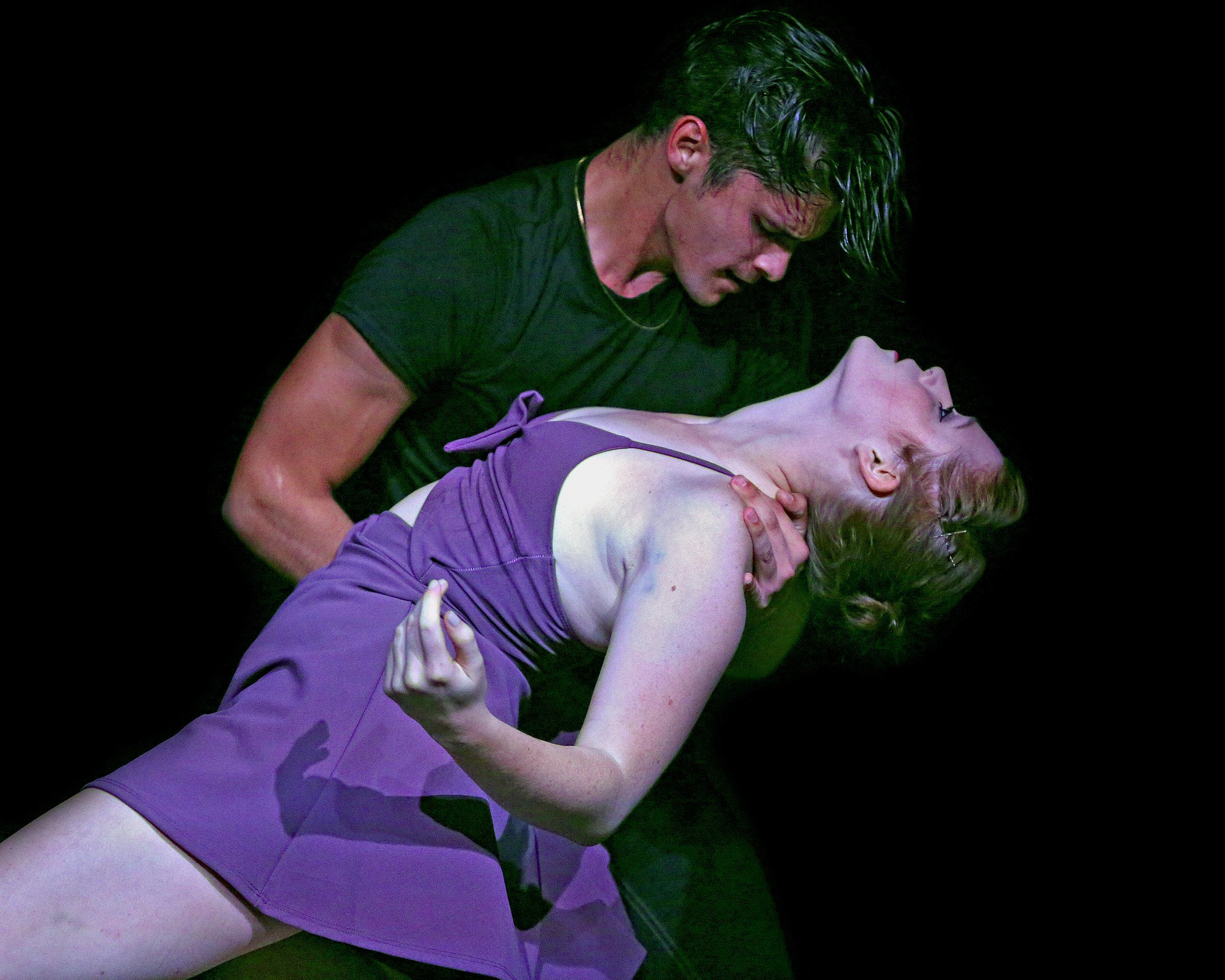 Photo Credit: Royce Burgess  Syracuse City Ballet Dancers: Jose Carlos Pino & Lynea D'Aprix