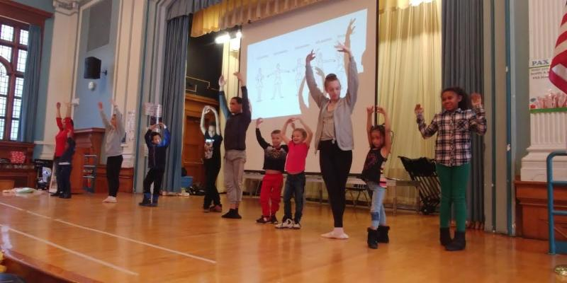A Children's Nutcracker School Tour