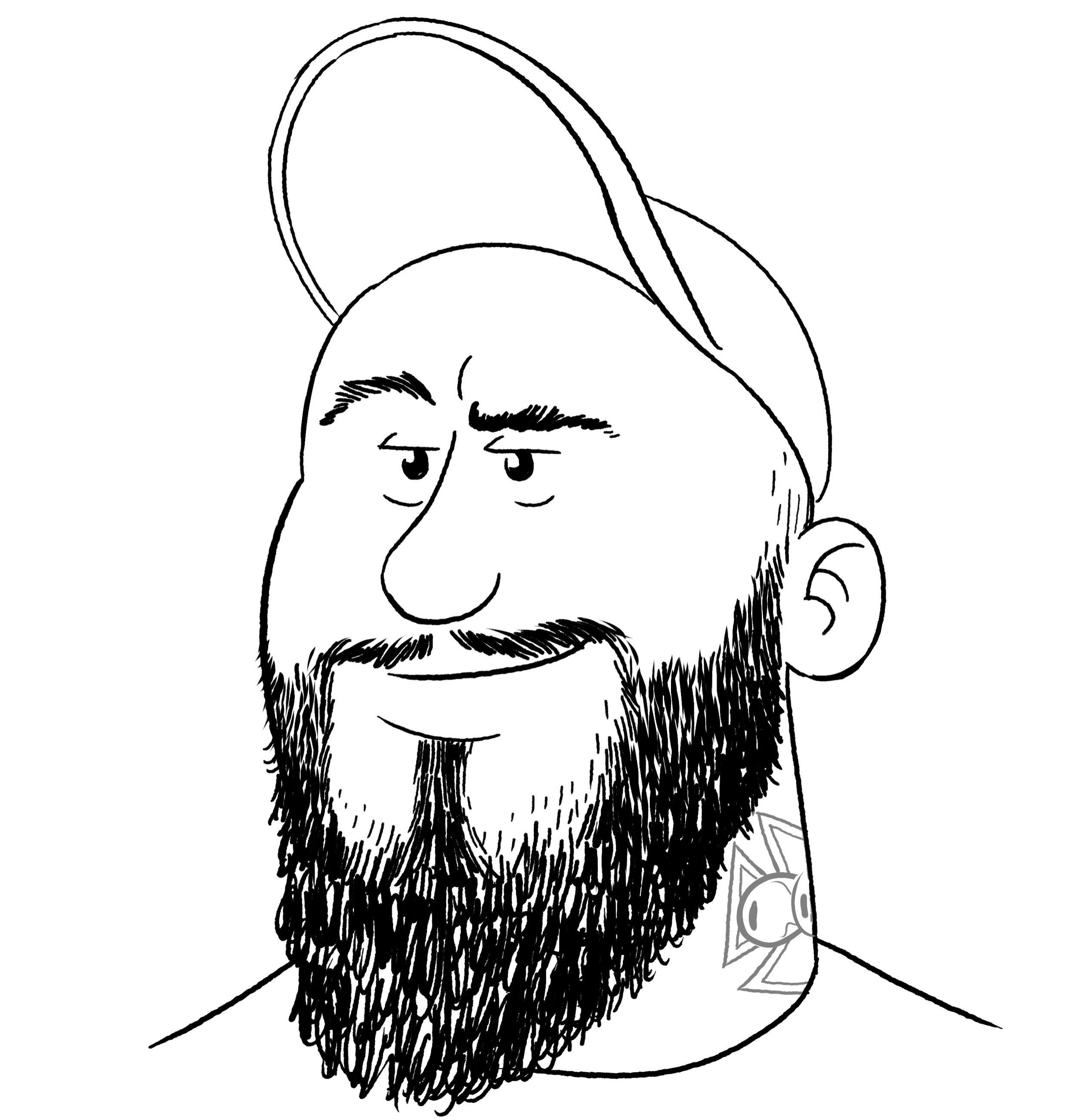 JOHN BEAUCHEMIN  Senior Animator