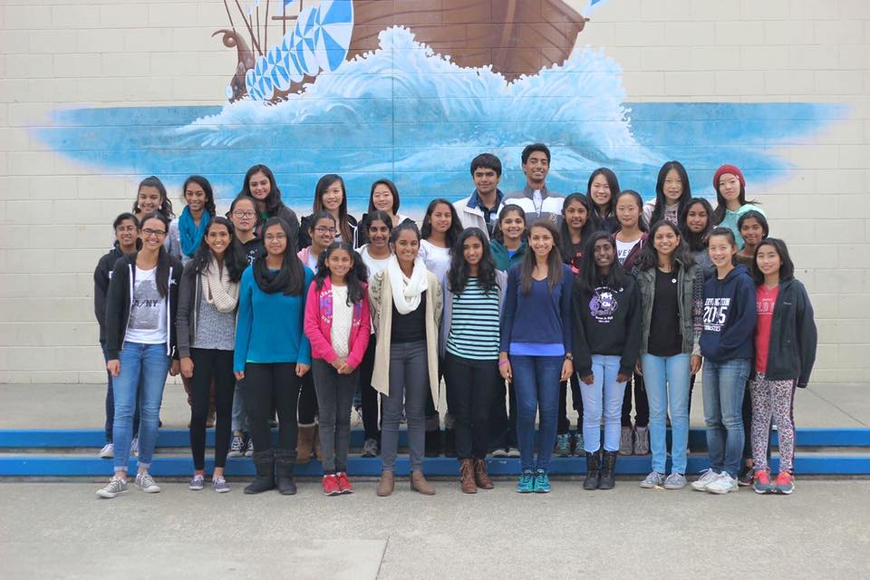 IHS Girl Up 2015-16