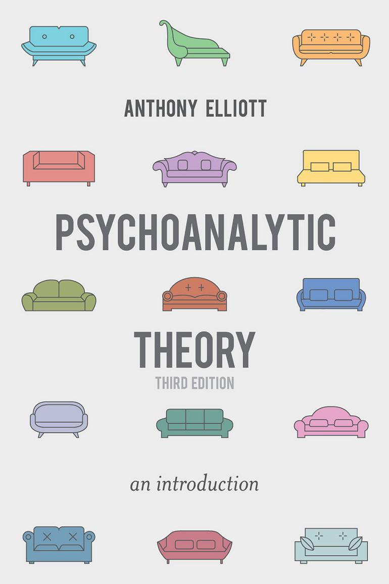 BOOKS — Anthony Elliott