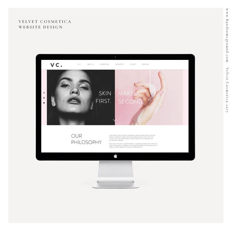 Cosmetic Surgeon Website Design Squarespace