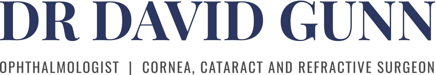 Ophthalmologist Logo Designed by Handsome Ground Studio Canberra