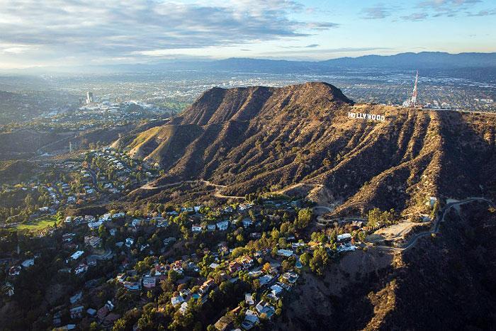Hollywood Hills -
