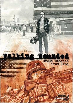 Non-fiction. Graphic novel describing the methods of interviewing soldiers for the documentary - On the Bridge