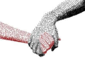 hands holding, words.jpg