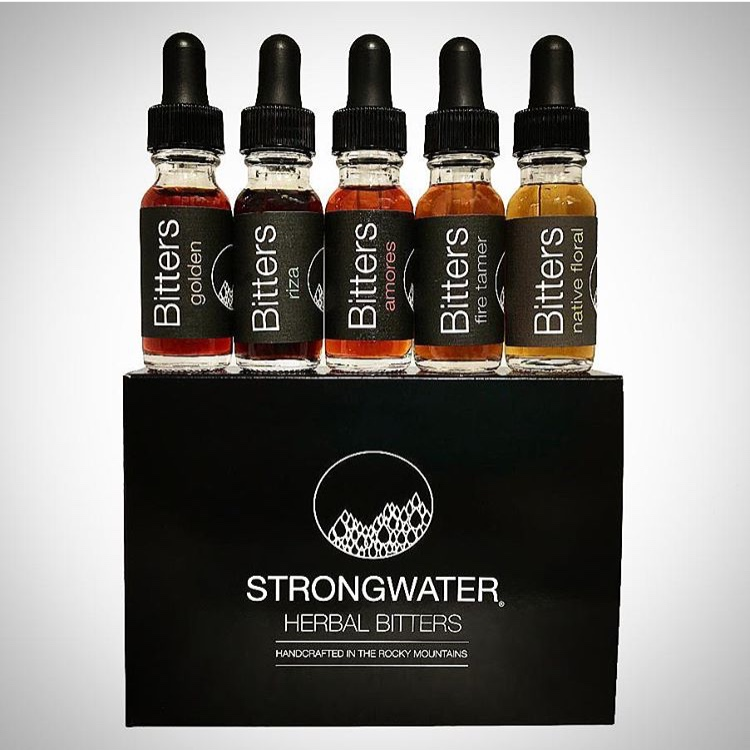 Strongwater // Herbal Bitters