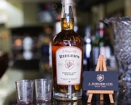 Kansas City Whiskey - J. RIEGER & COIt's delicious by itself and in a Manhatten. A local good whiskey is the best kind of whiskey.CHECK IT OUT