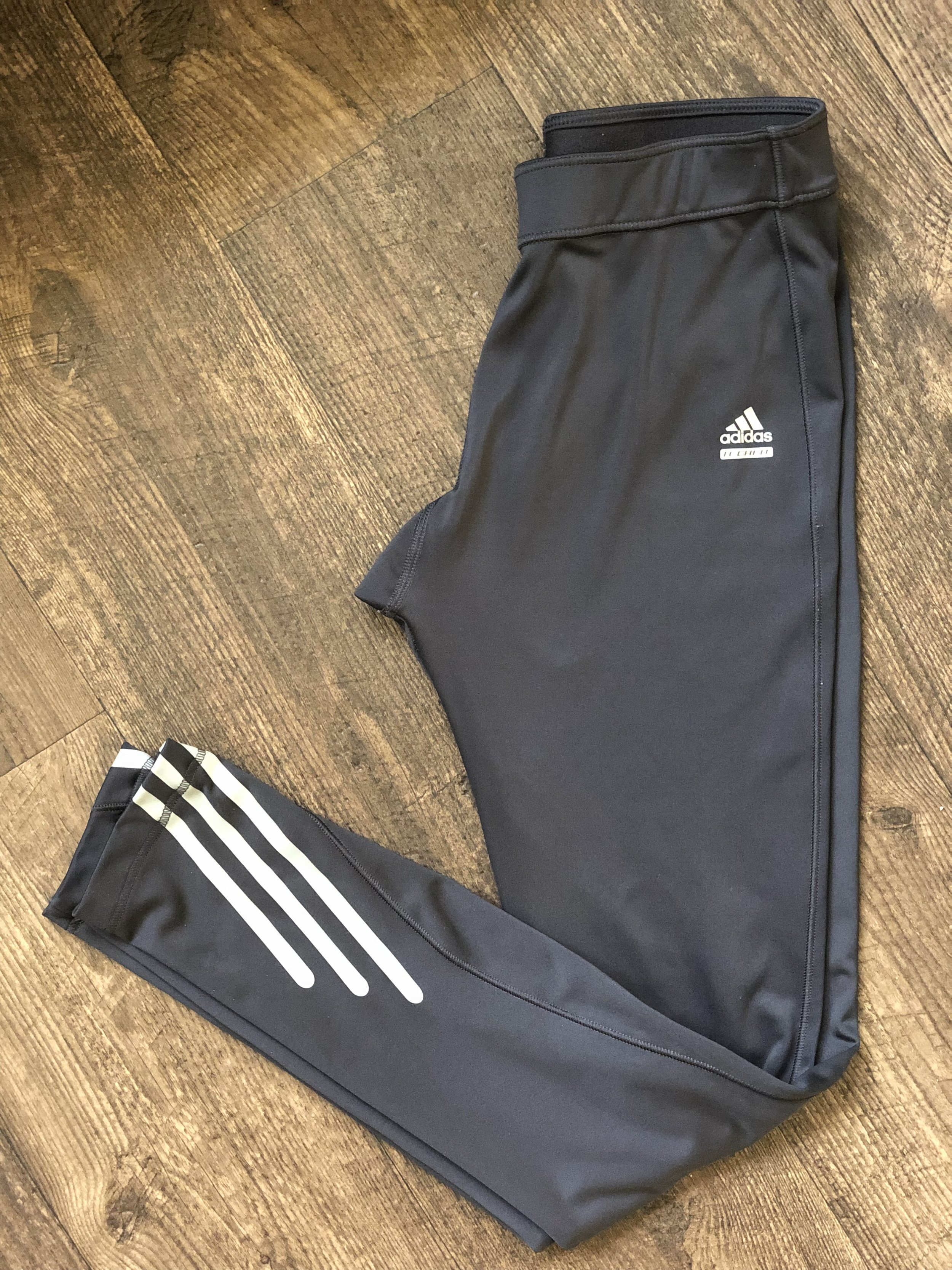 Adidas Running Pant Mid Rise // $20