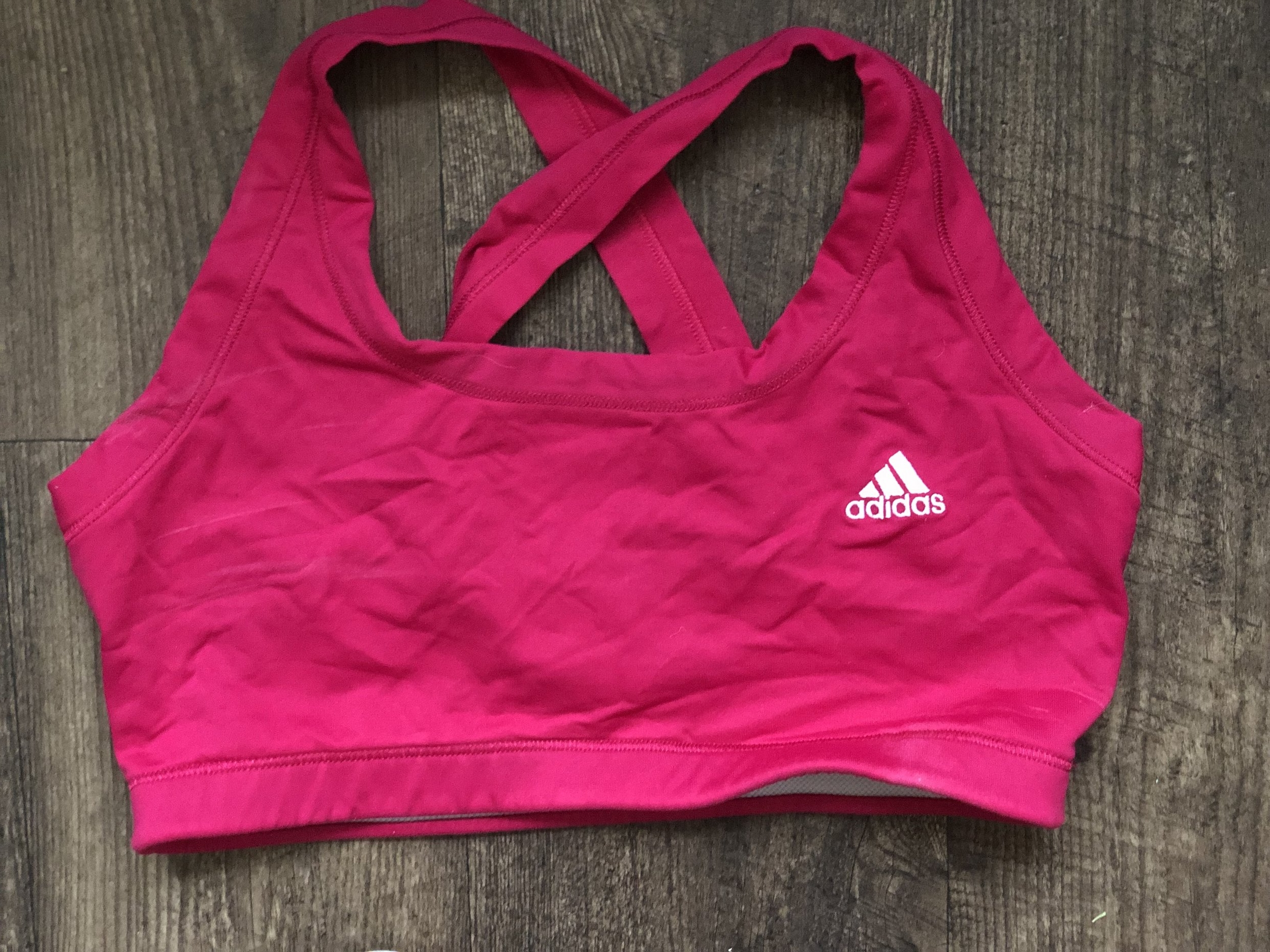 Adidas Yoga Bra // $15