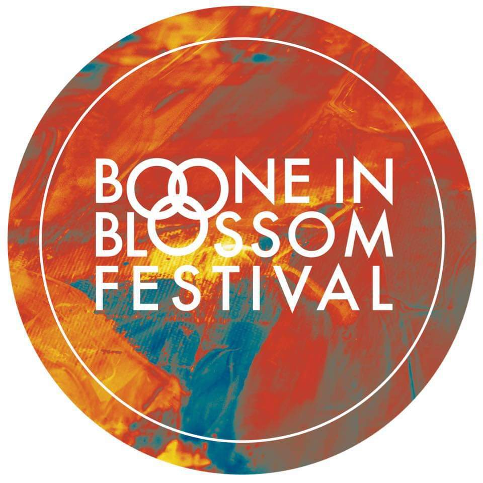 Gati Productions is hosting the annual Boone in Blossom Music and Arts Festival on April 25th - 28th at Skye Farm, Old Beech Mountain Rd, Elk Park NC