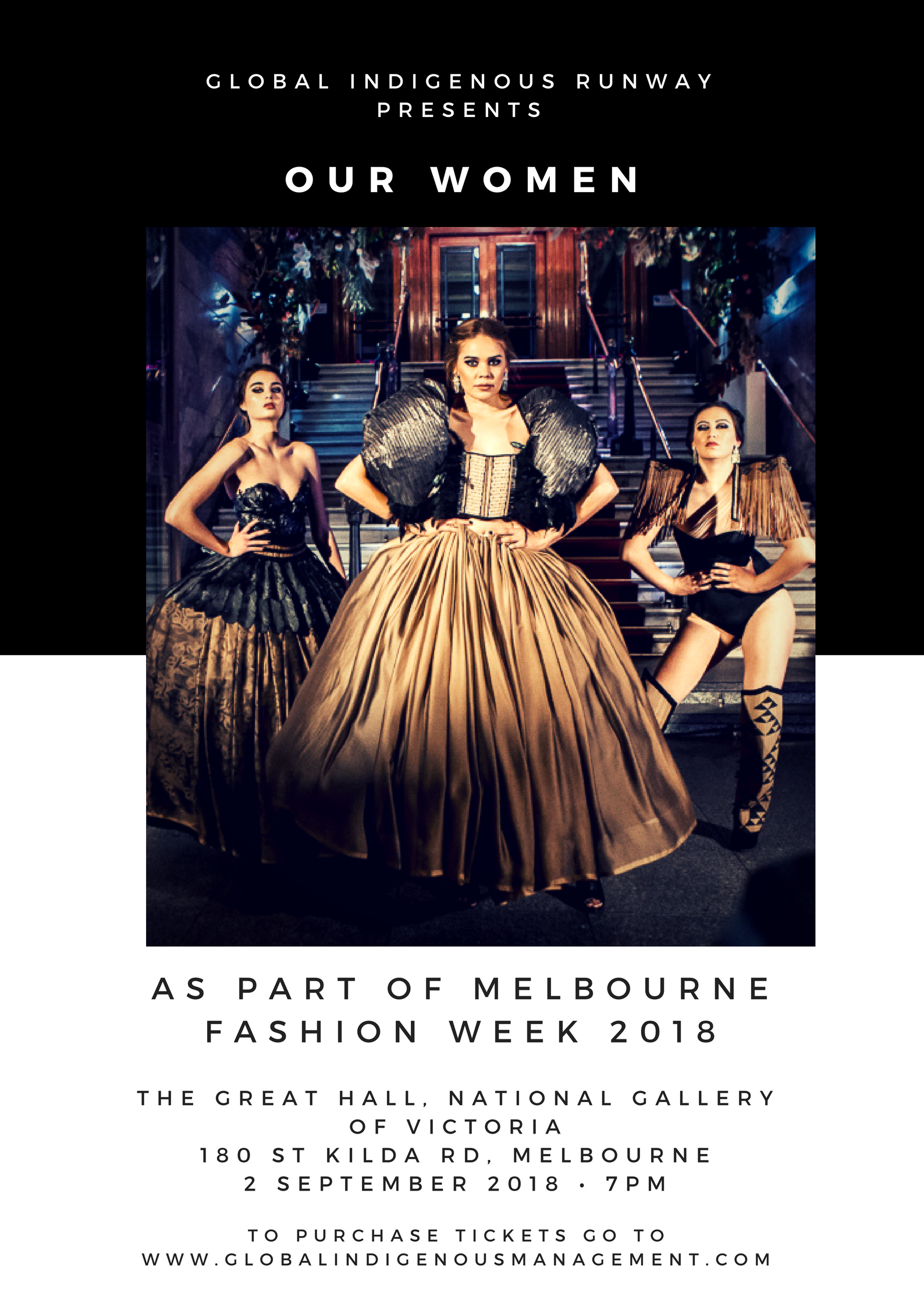 Our Women - Global Indigenous Runway M_FW 2018 Event Flyer.png