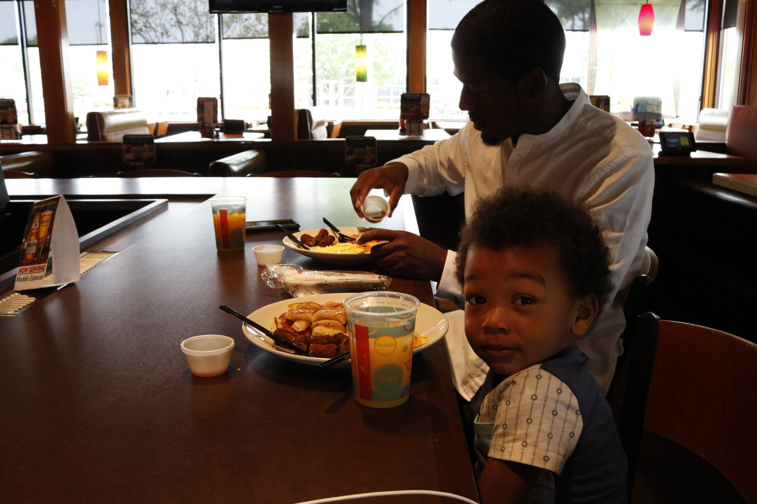 Pancakes for Scholarships - dy, oj.JPG
