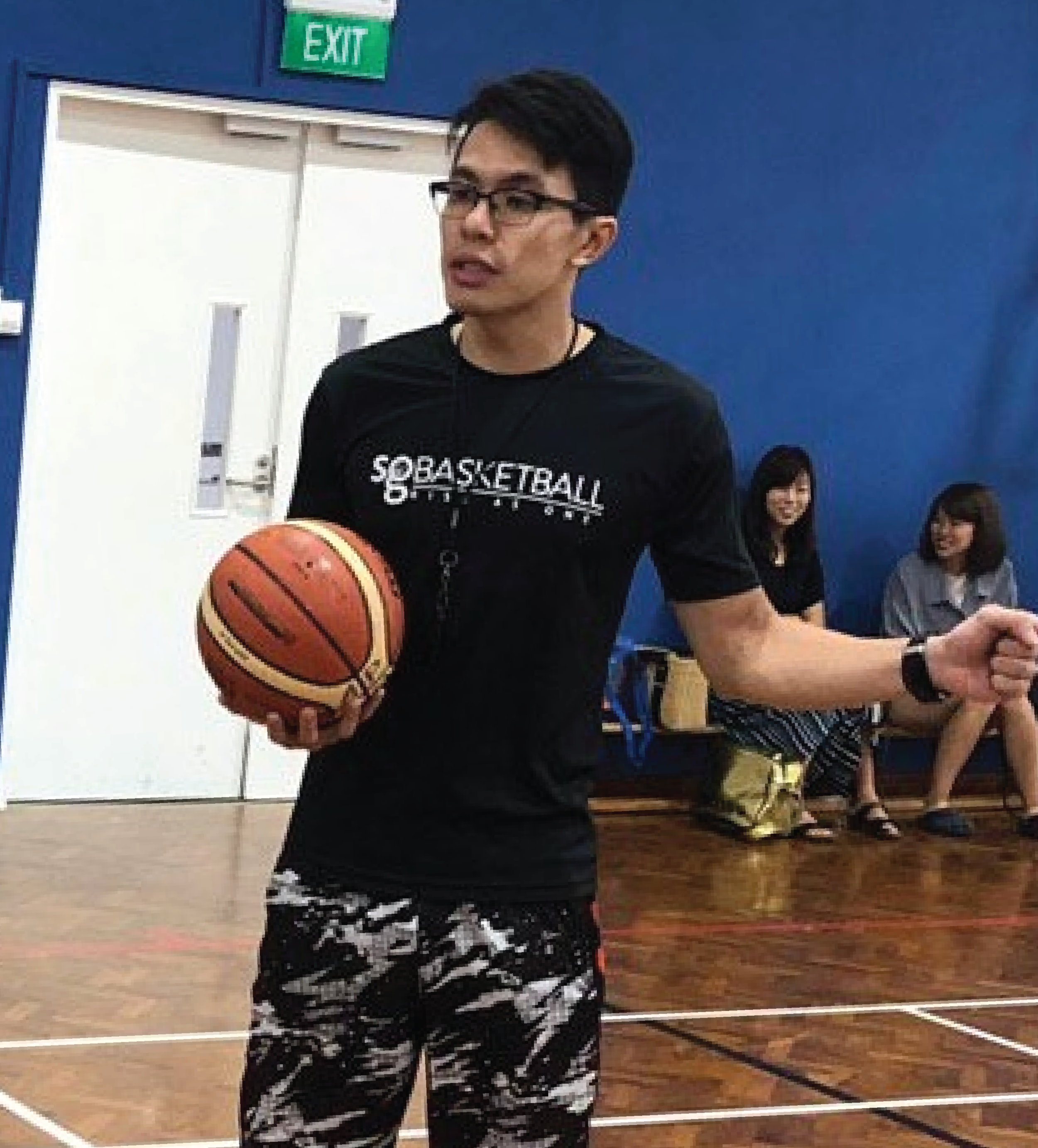 WEI RONG - Current Teams:Academy Coach, Tanglin Trust School, ISS Coach, Stingers U10 Boys.Playing Career: Secondary School team and Police team.Coaching experience: 2 years experience coaching competitive teams and skills camps.