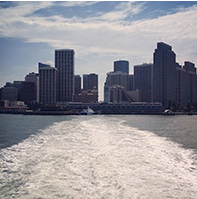Ferry to San Francisco