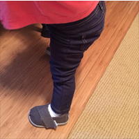 Baby Toms + Skinny Jeans