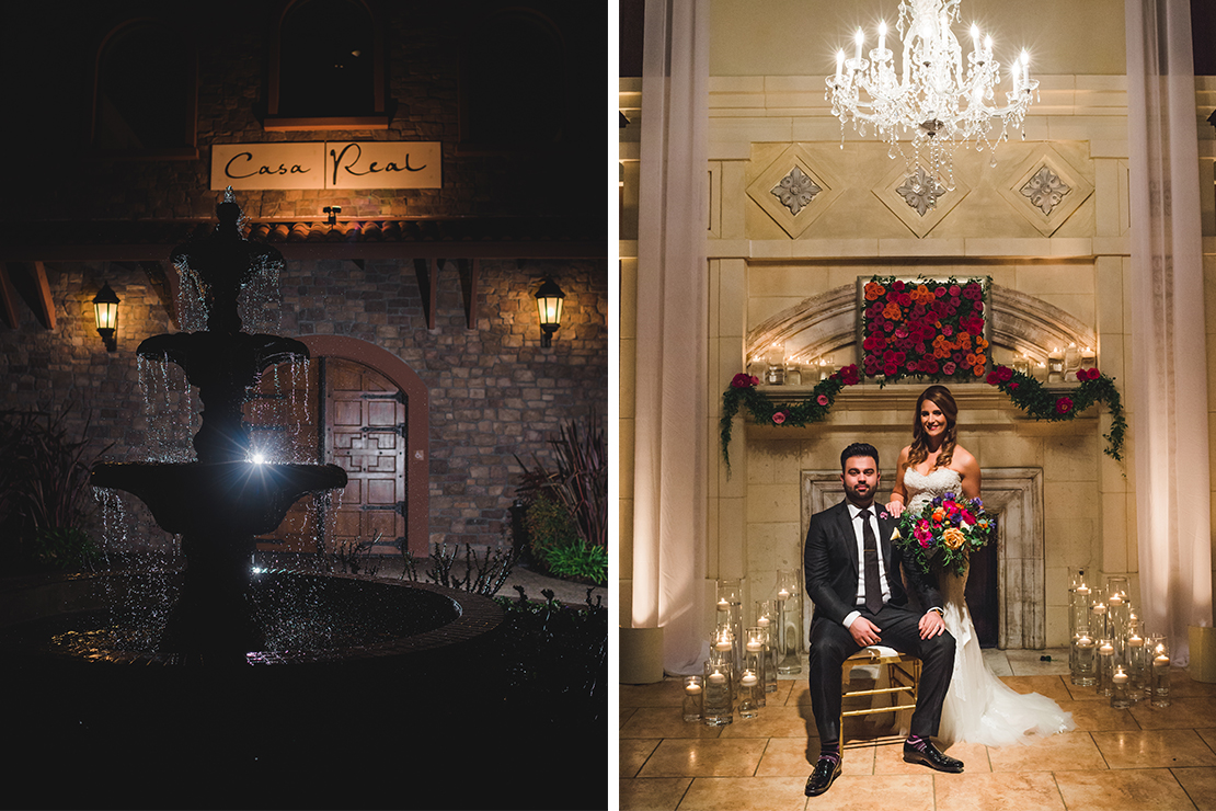Laura + Billy's Casa Real Wedding