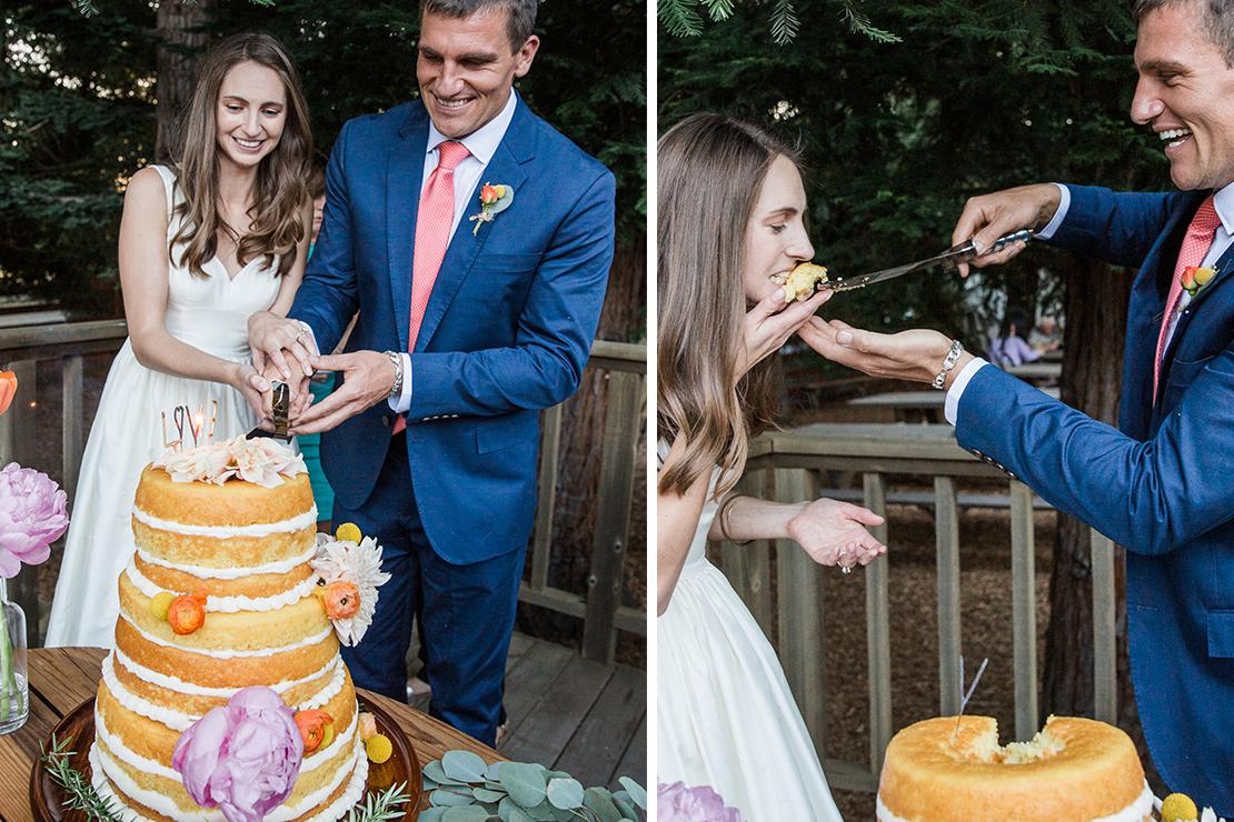 Kelly and Gary | Rancho Nicasio Wedding