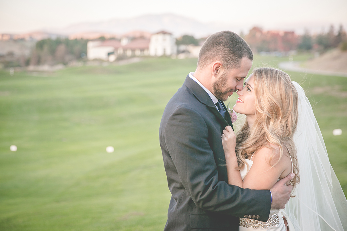 Beauty in Bloom | Elegant Country Club Wedding Styled Shoot