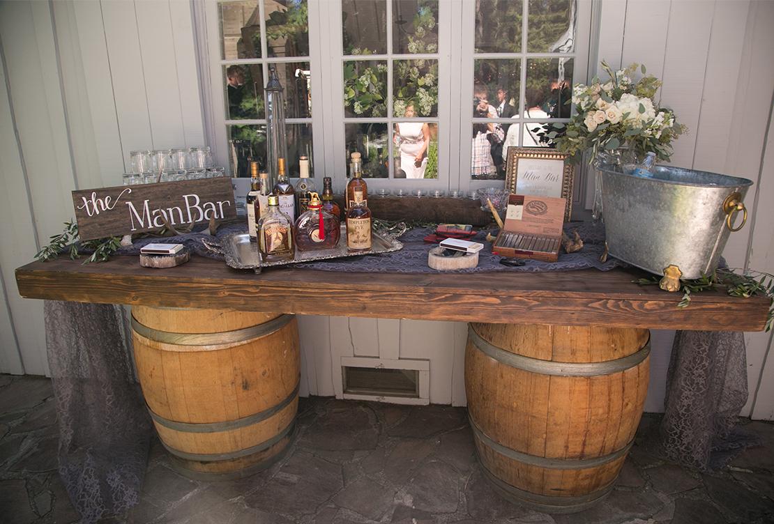Karey and Chuck   Tahoe Wedding