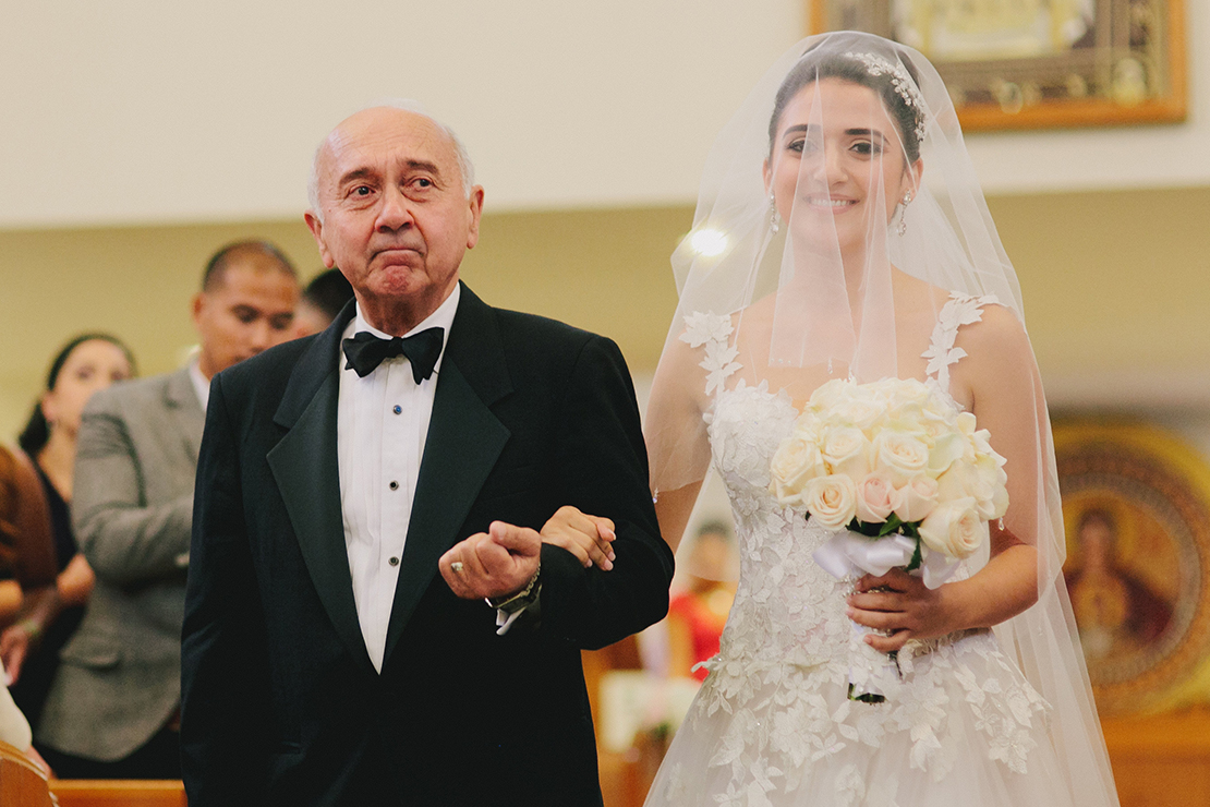 Lena and Pierre | Armenian and Palestinian Wedding