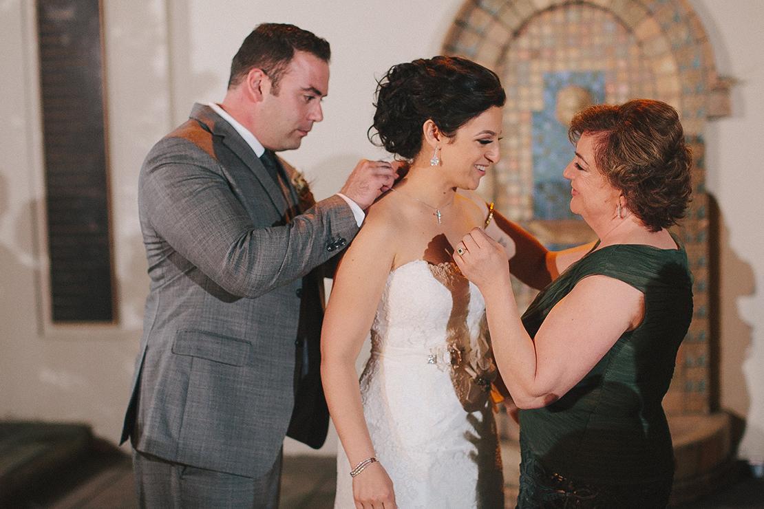 Narine and Raffi | St. Vincent's School for Boys San Rafael Armenian Wedding