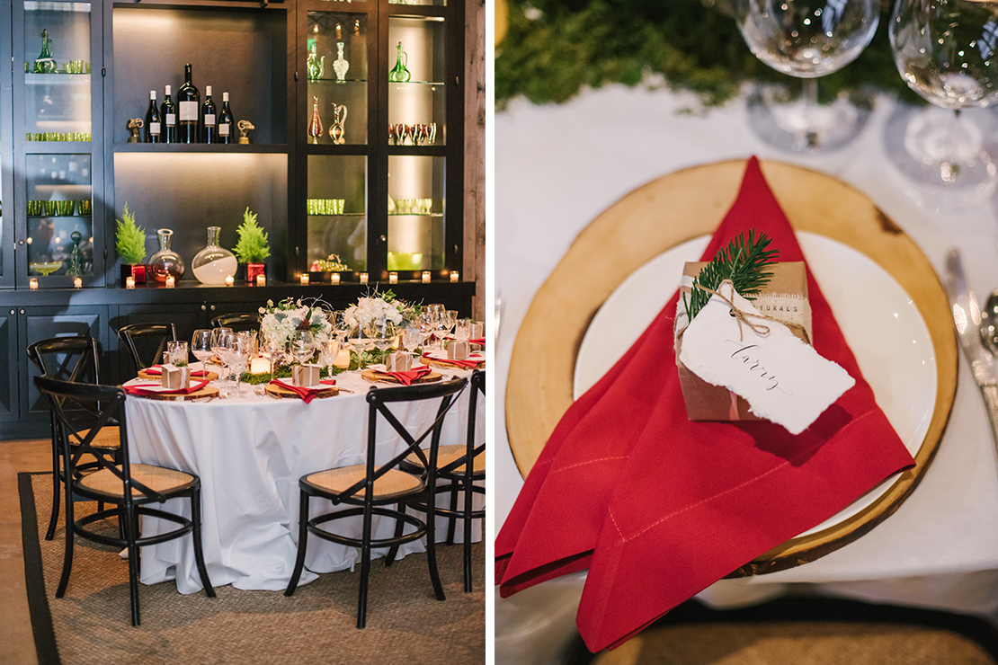 Andalou Naturals | Corporate Holiday Party Rams Gate Winery