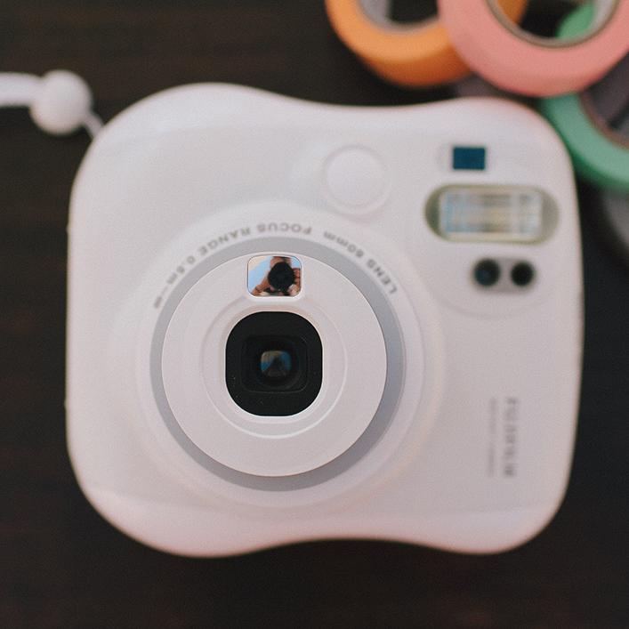 INSTAX Polaroid CAMERAS