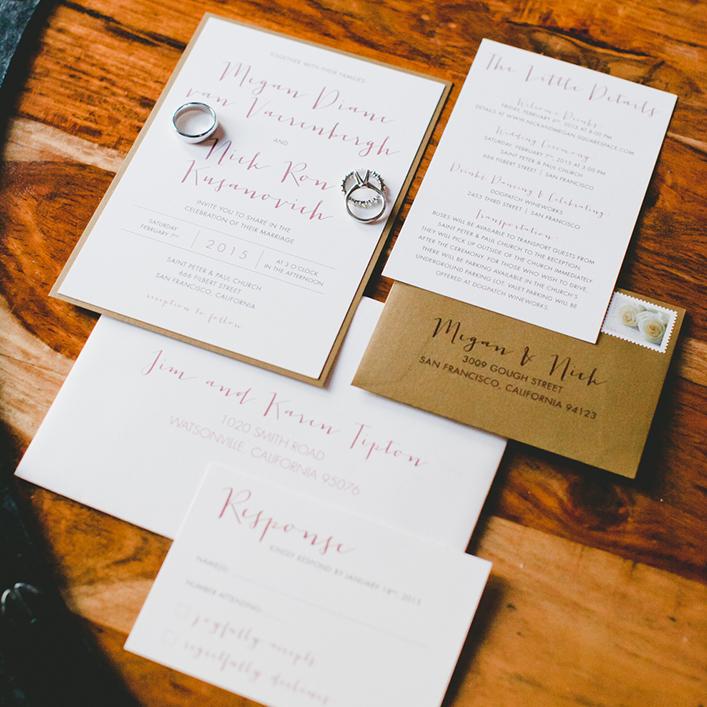 Sweet + Crafty | Invitation Design
