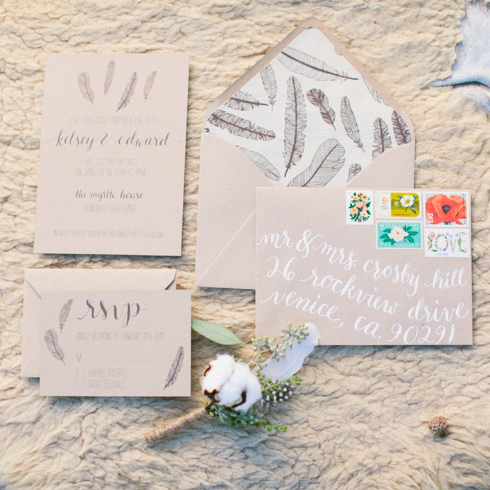 Sweet + Crafty | Invitation Design
