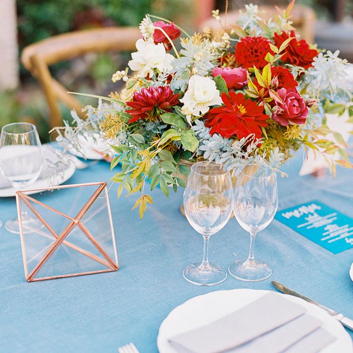 Sweet + Crafty   Wedding Menus