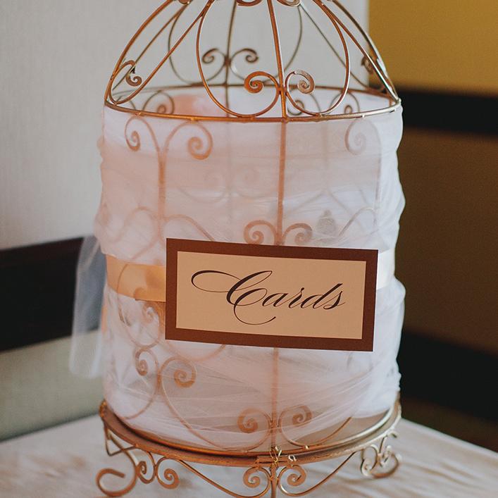 Sweet + Crafty   Wedding Cards Sign
